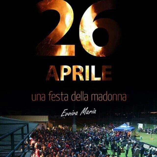 """Avezzano, giocatori di rugby e cittadini insieme per la """"festa della Madonna"""""""