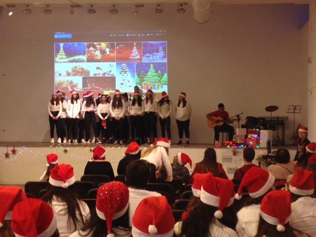 """Il Buon Natale speciale dal Liceo """"B. Croce"""" di Avezzano"""