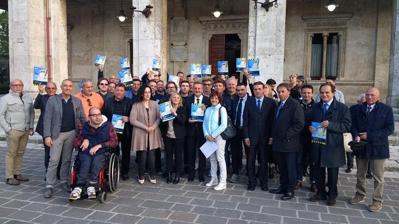 """""""Avezzano Futura"""" nella coalizione del sindaco Di Pangrazio"""