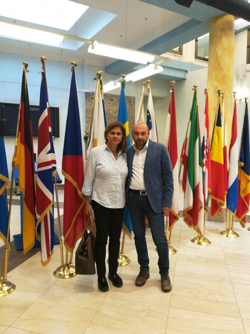 Tiziano Genovesi nominato membro del direttivo nazionale dipartimento integrazione immigrazione e sicurezza