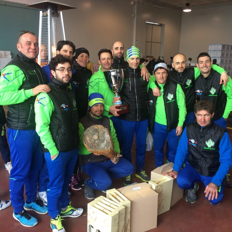 Naturabruzzo prima squadra classificata nella GF Dei colli teatini