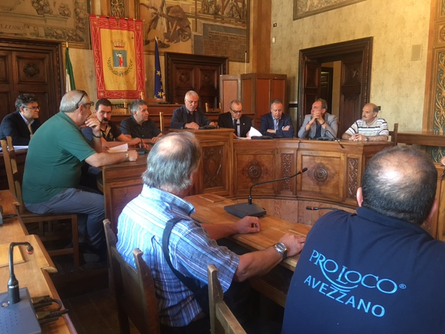 La Proloco di Avezzano torna in via Camillo Corradini. Siglato il protocollo d'intesa al Comune