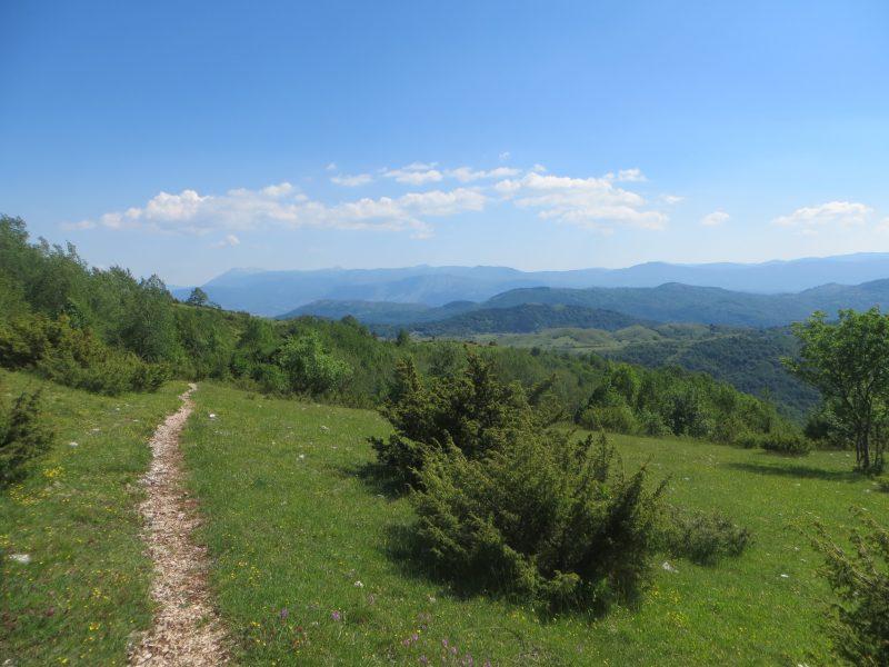 Il Cammino dei Briganti: una storia lunga 100 Km