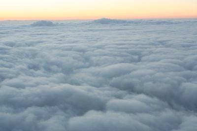 Marsica, nuvolosità bassa e nebbie in arrivo