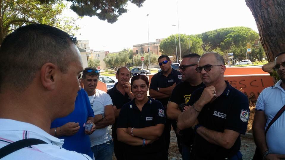 Securpol, trenta dipendenti senza stipendio da due mesi