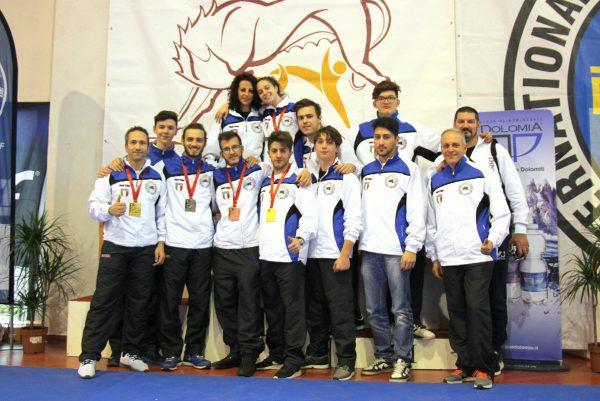 Palawinnerteam, Mixed Martial Arts: Trionfo a Roma E 3 convocati in Nazionale per Europeo