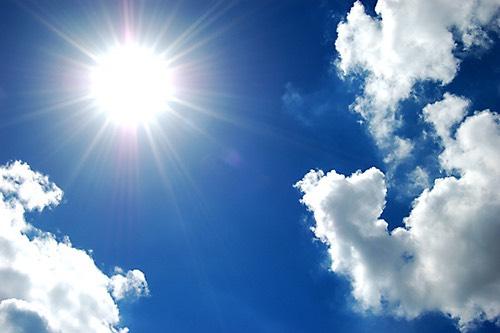 Marsica. Ondata di caldo nei prossimi giorni, poi torneranno vento e nubi