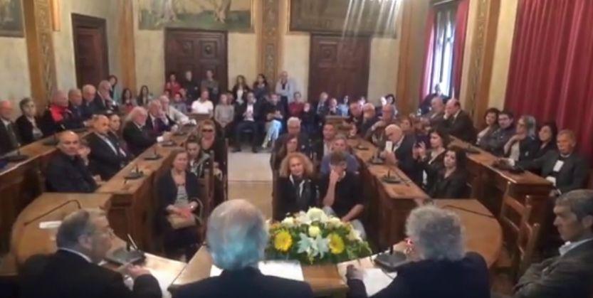 Il Rotary Club assegna a Pierluigi Taccone il 27° premio Paris