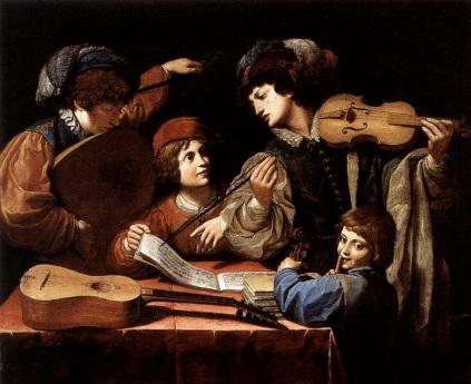 Luca Di Berardino e Domenico Cerasani in concerto a Palazzo Torlonia