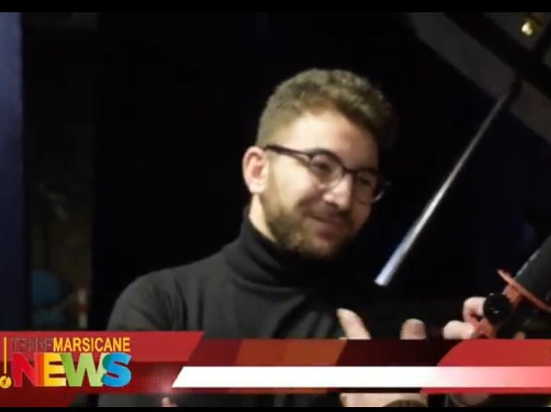 Lorenzo Martelli omaggia Francesco Paolo Tosti al Castello Orsini | VIDEO