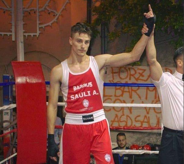 Word Series Of Boxing: convocazione stage collegiale per Amedeo Sauli