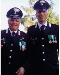 Salvarono la vita a quattro persone, medaglia d'oro a due Carabinieri