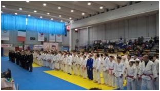 Campionato Nazionale di Judo, pioggia di medaglie per gli atleti della Palestra Budokai Avezzano