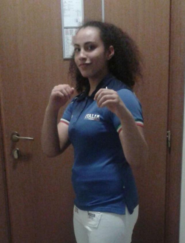 A.S.D. Sauli Boxe: nuova convocazione per Myriam El Mekki al Training Camp Nazionale Femminile di Pugilato