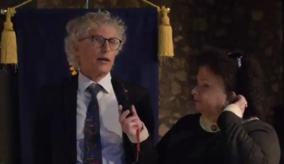 Il prof Cesare Letta ospite del Rotary Club Avezzano per una lectio magistralis   VIDEO