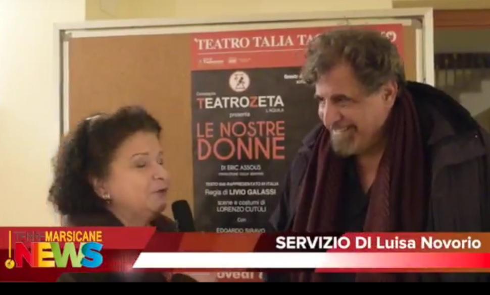 """Al Teatro Talia, nella giornata della Donna, in scena """"Le nostre donne"""""""