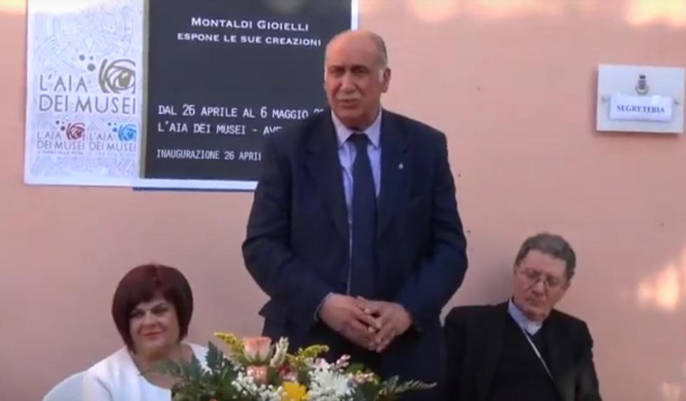 Montaldi presenta, all'Aia dei Musei, le meraviglie dei suoi gioielli   VIDEO