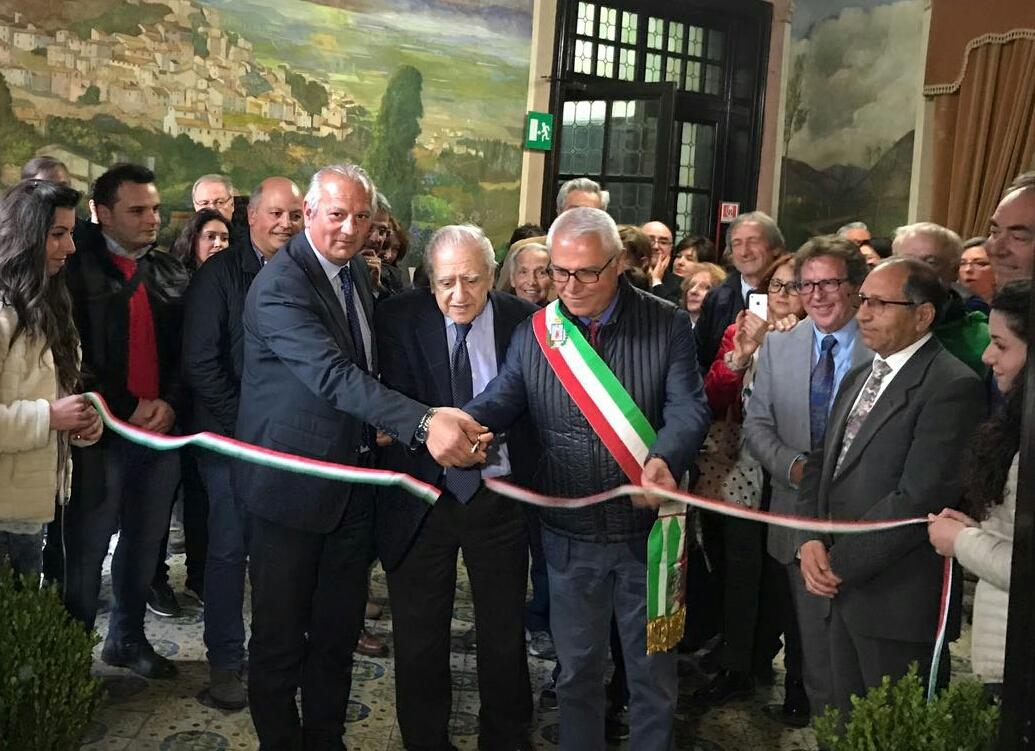 Inaugurato il Centro Studi Marsicano Ugo Maria Palanza