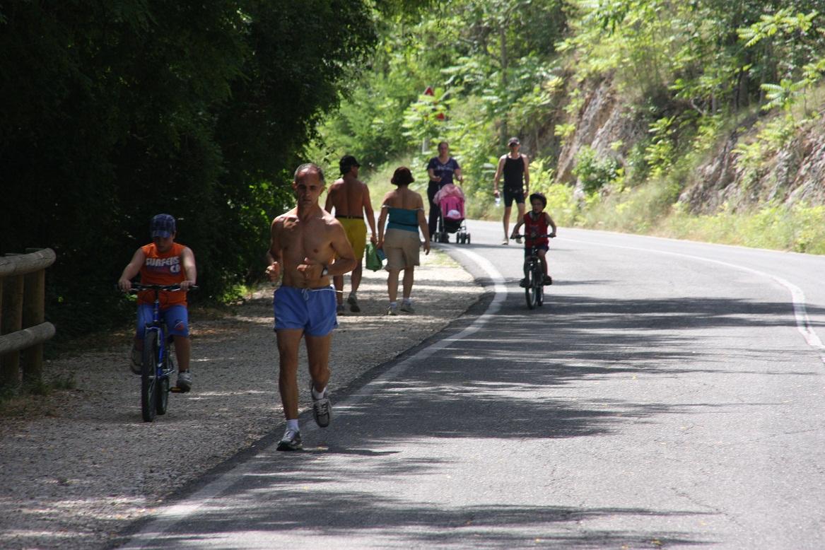 Piatraquaria, week end senza auto