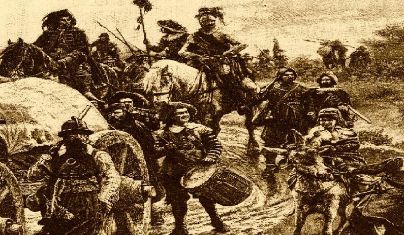 L'INVASIONE DI MARCO SCIARRA NELLA MARSICA (1592)