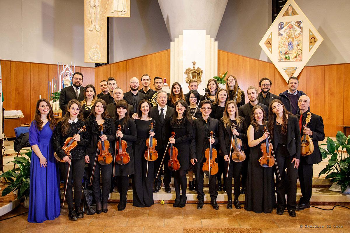 """Luco dei Marsi saluta il 2018 con il grande """"Concerto di Fine Anno"""" dell'Istituzione Musicale Abruzzese"""