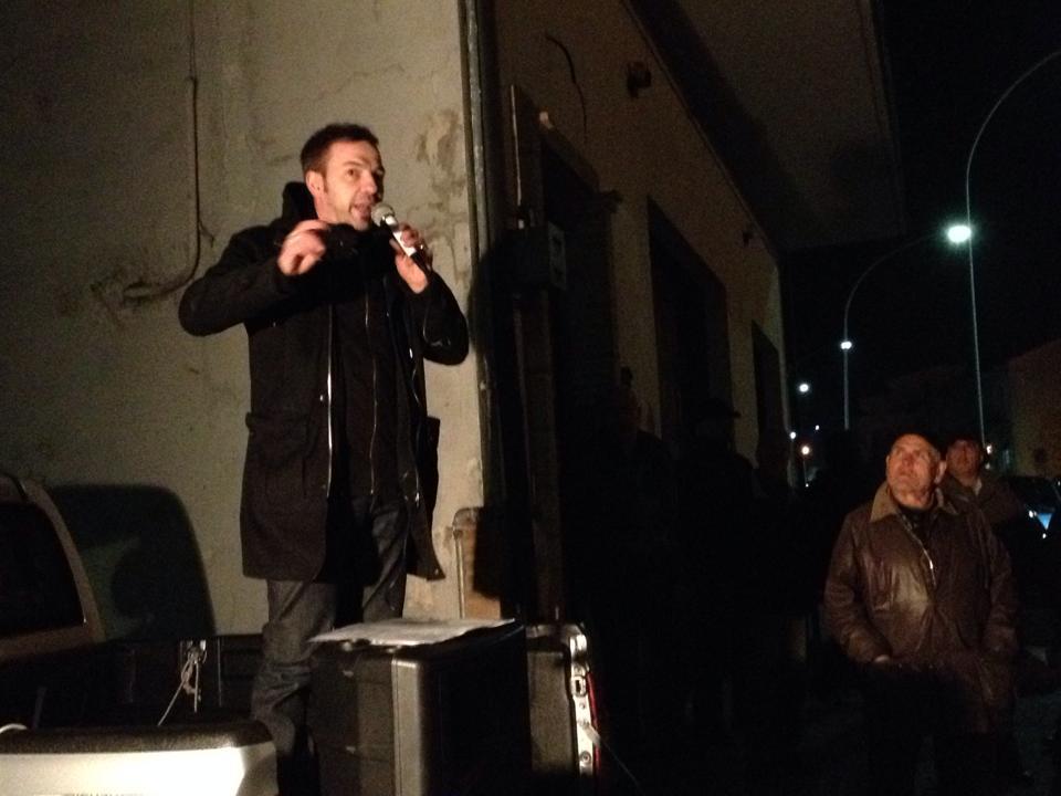 Il Comitato Celano Città Sicura: sostegno e vicinanza al sindaco Santilli