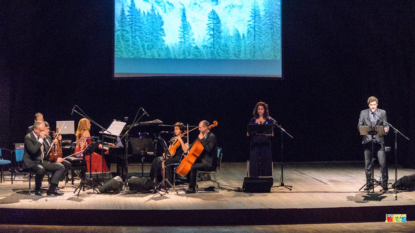 Teatro dei Marsi: con Lino Guanciale e Paola Crisigiovanni rivive l'opera di Silone. Intervista all'attore avezzanese