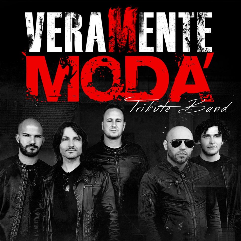 """I Modà in Abruzzo ospiti della band avezzanese """"Veramente Moda' tribute Band"""""""