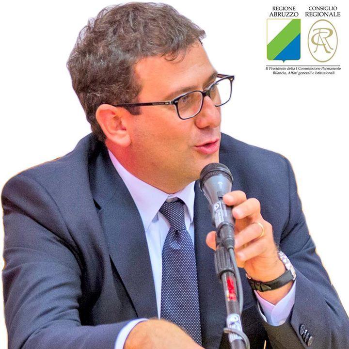 Rischio sismico, Di Nicola: approvata legge che potenzia l'attività dell'Ingv in Abruzzo