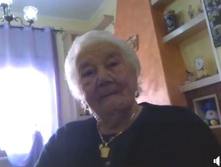 """Trasacco: """"nonna"""" Assunta scompare all'età di 105 anni"""