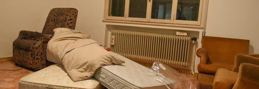 Avezzano: appartamento privato occupato da rom, presidio di protesta di CasaPound