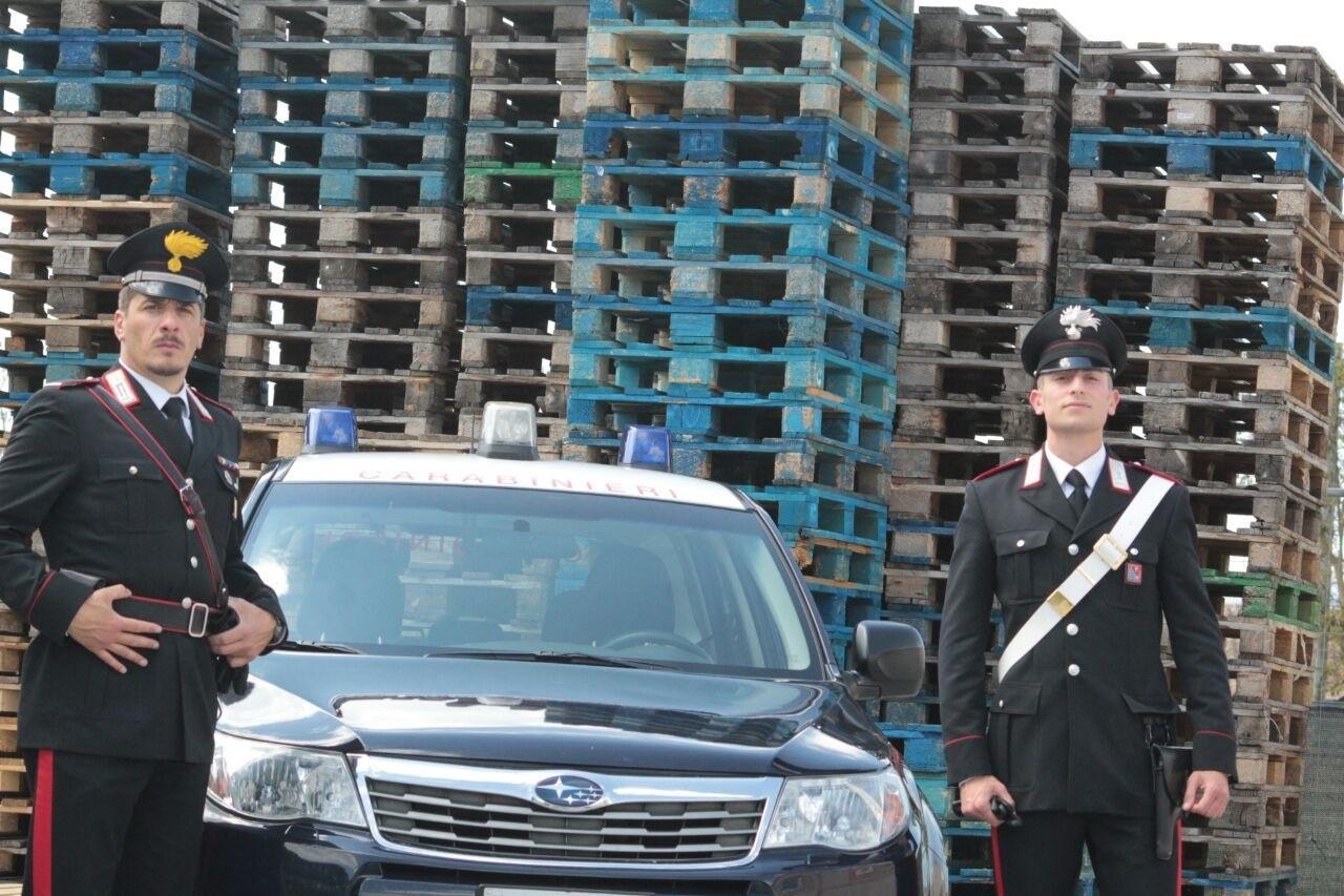 Furti di bancali di legno a San Demetrio ne' Vestini, denunciati 4 avezzanesi