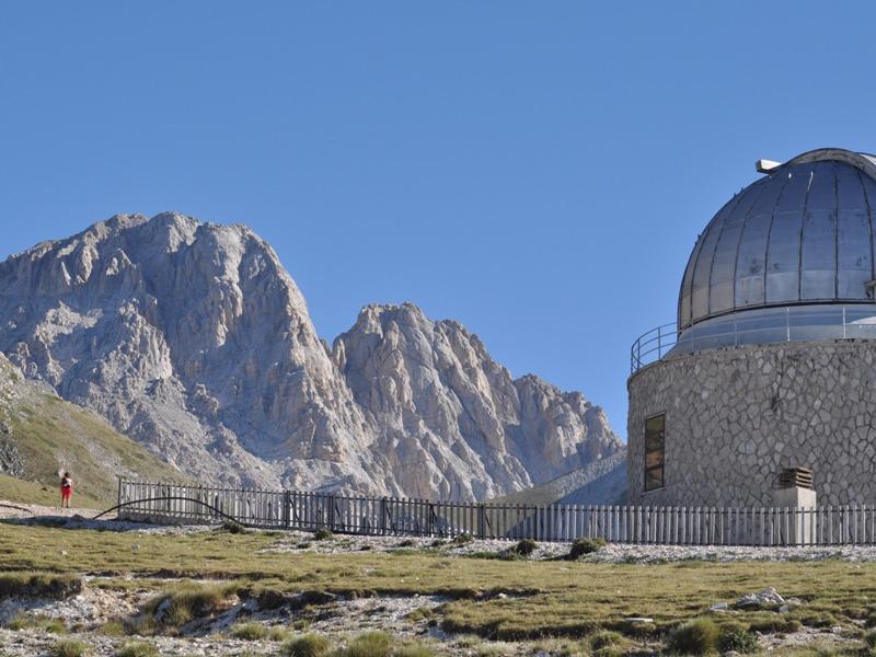 Riapre al pubblico l'Osservatorio astronomico di Campo Imperatore con visite guidate a tema