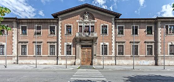 Conferenza stampa di presentazione del progetto per la riqualificazione di Palazzo Torlonia