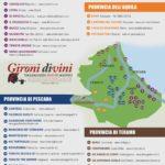 Al via questa sera la tre giorni di Gironi Divini, 44 cantine vinicole e 250 tipologie di vino presenti