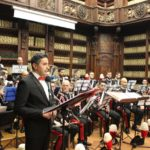 La Fanfara dei Carabinieri e l'attore abruzzese Corrado Oddi conquistano Firenze con Pinocchio e la sua favola