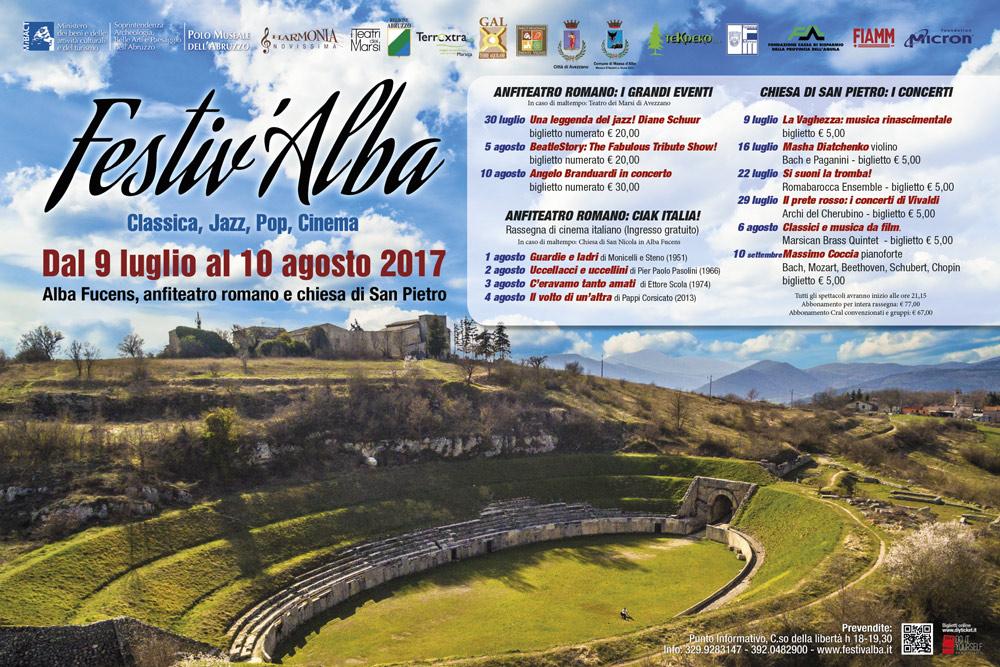Conferenza stampa di presentazione della rassegna Festiv'Alba 2017