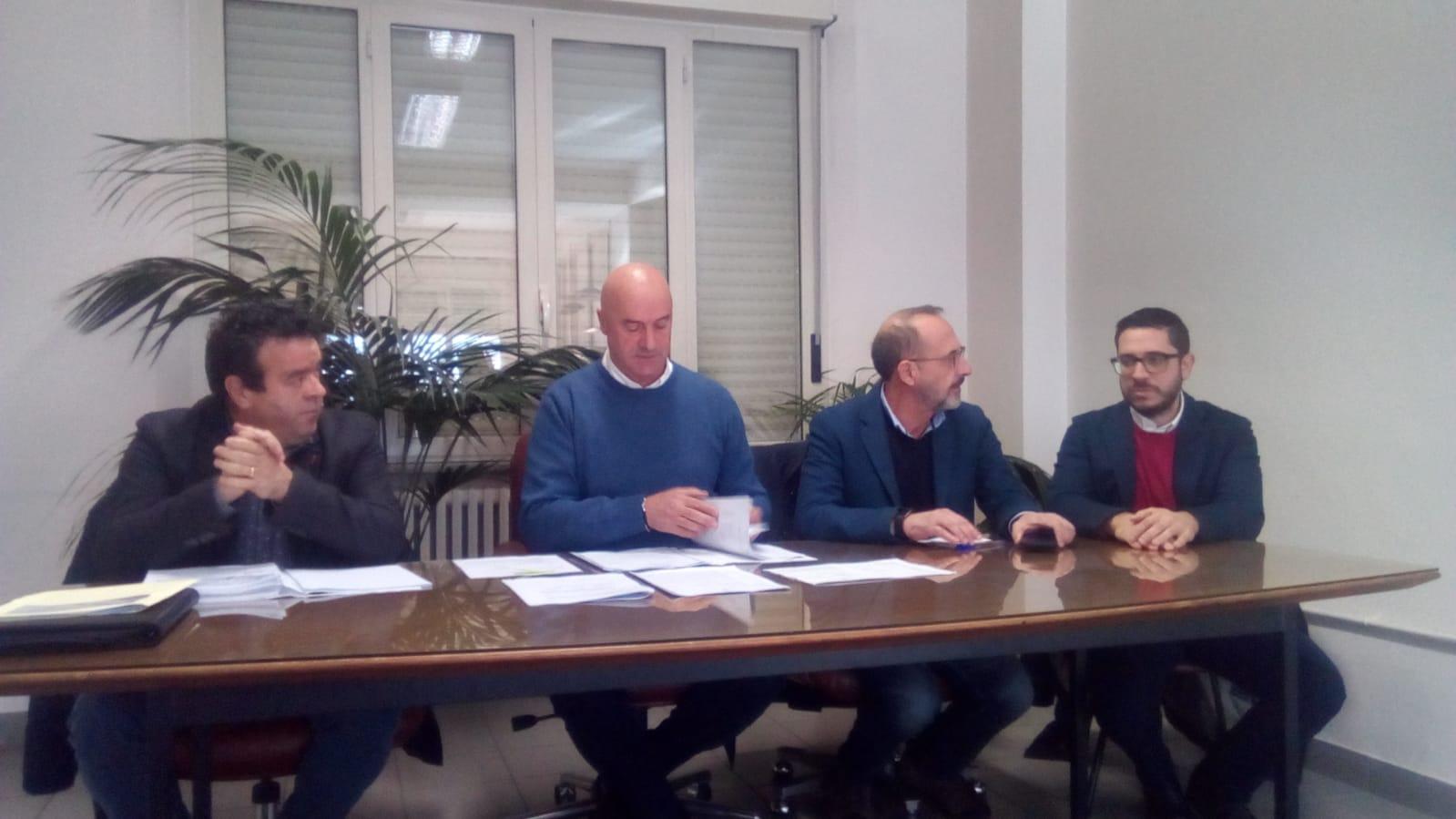 """Presentazione rete idrica nella Piana del Cavaliere, Berardinetti """"abbiamo lavorato in squadra per ricevere questi fondi, e non è stato semplice"""""""