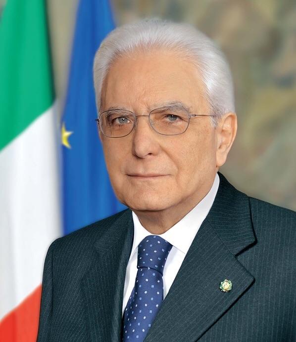Il presidente Mattarella all'Aquila per visitare la camera ardente delle vittime dello schianto a Lucoli