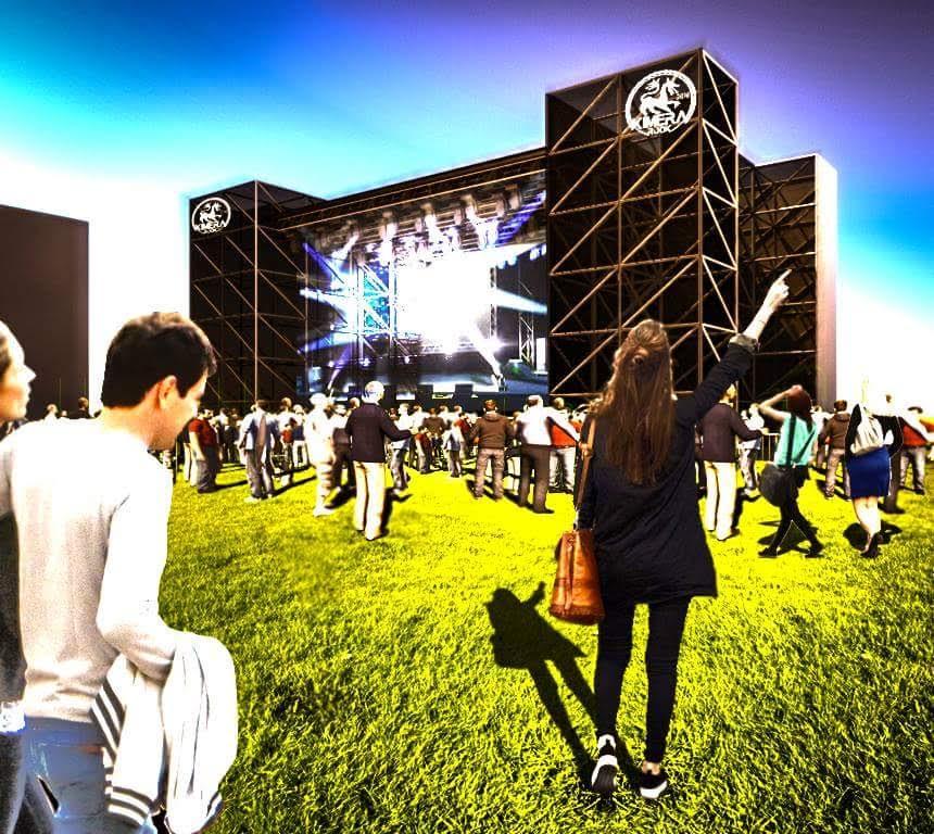 Countdown per il Kimera Rock Festival