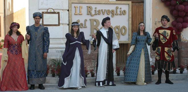"""Due giorni di enogastronomia ad Aielli, arriva la IX edizione de """"Il Risveglio del Borgo"""""""