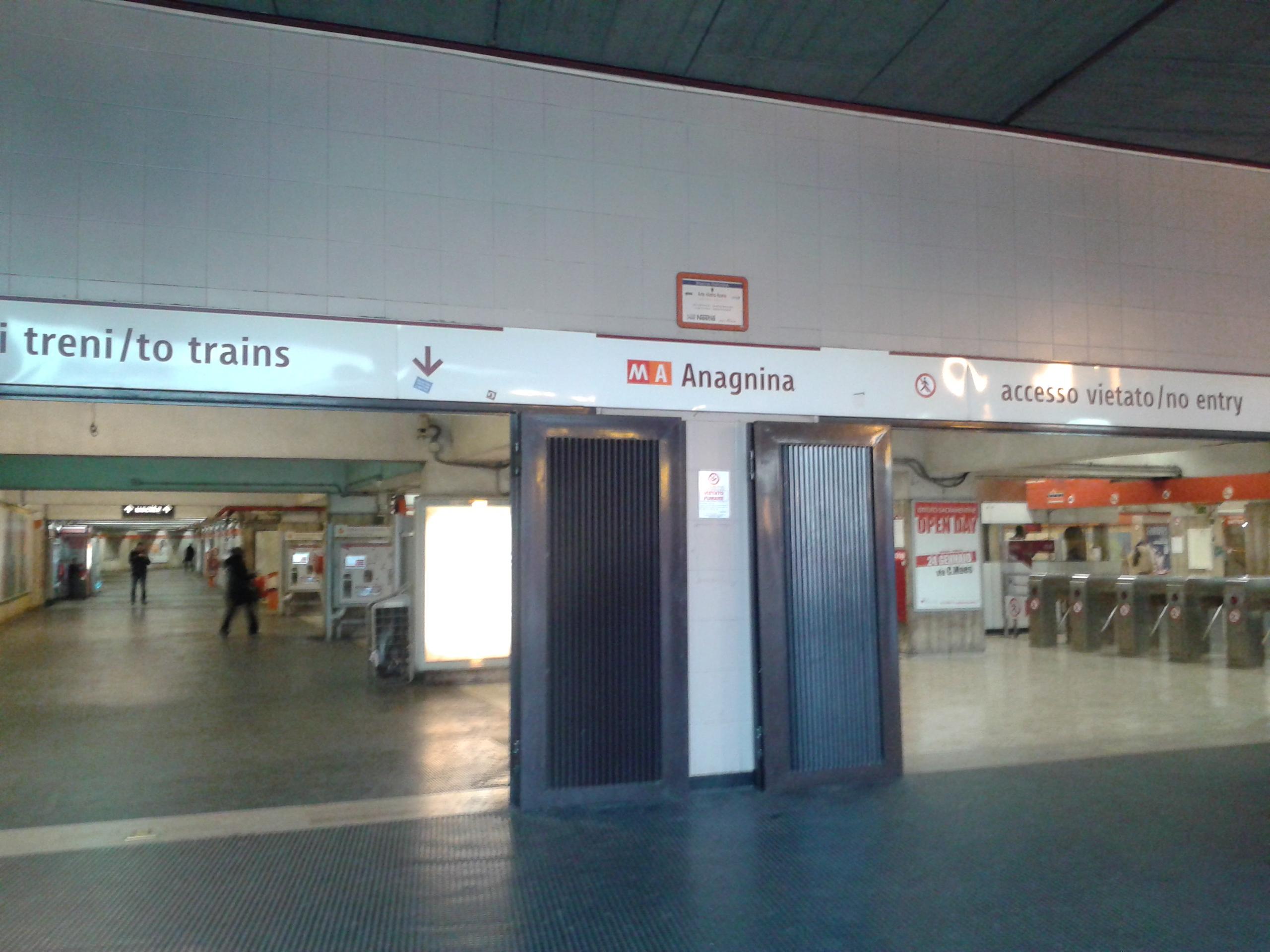 Terminal Anagnina, depositata interrogazione al ministro dei trasporti Toninelli