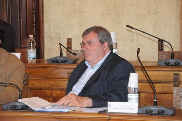 """Scontro in consiglio tra Boccia e Santomaggio. Il consigliere: """"In assise mi ha detto 'Tu stai molto attento'"""""""