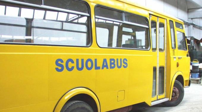 Comune di Cerchio: sospeso il servizio di trasporto scolastico