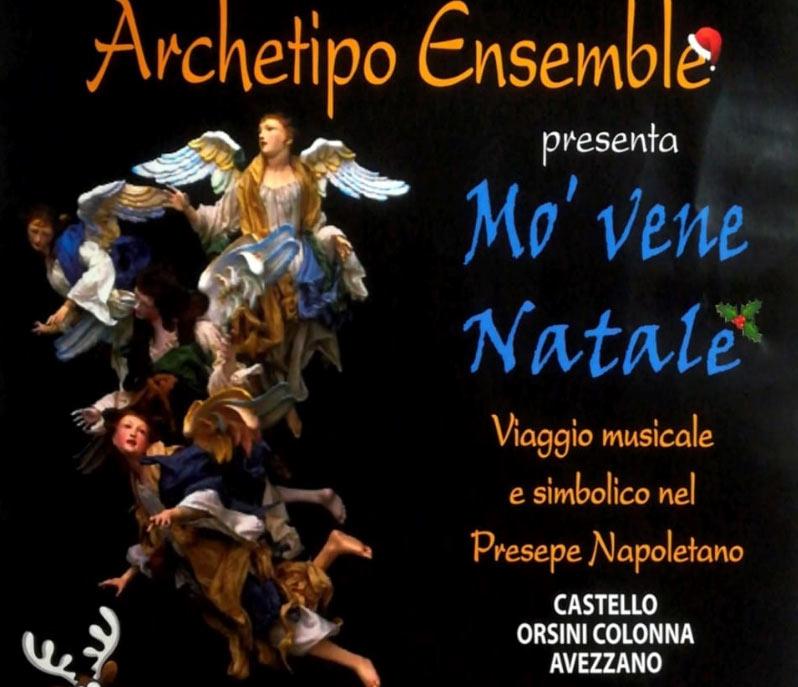 La Croce Rossa Italiana presenta un viaggio musicale tra i presepi Napoletani