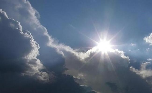 Tempo stabile e soleggiato sulla Marsica, poi torneranno i temporali