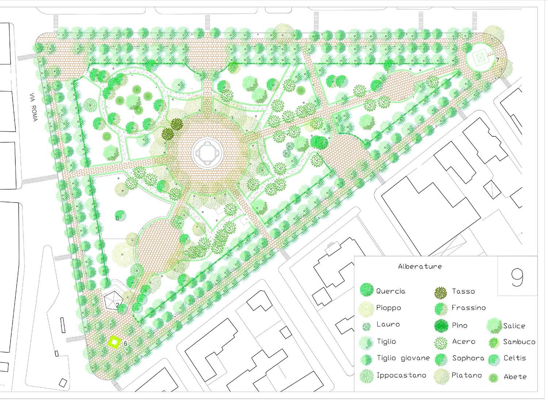 """Avezzano si prepara a diventare una """"Città giardino"""""""
