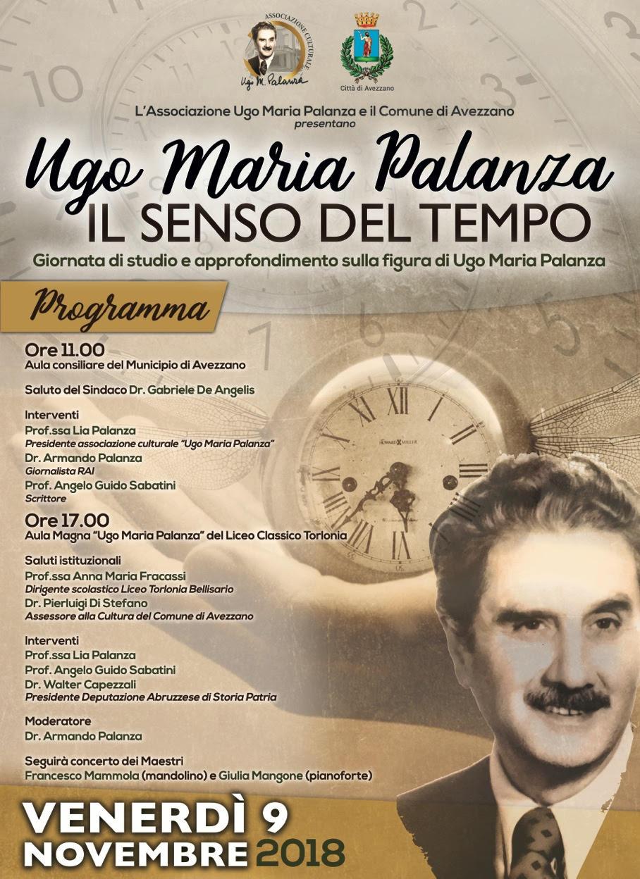 Venerdì 9 novembre, una giornata di studio dedicata a Ugo Maria Palanza