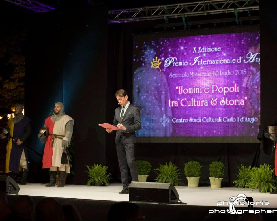 Si alza il sipario sulla 11^ edizione del Premio Internazionale D'Angio'