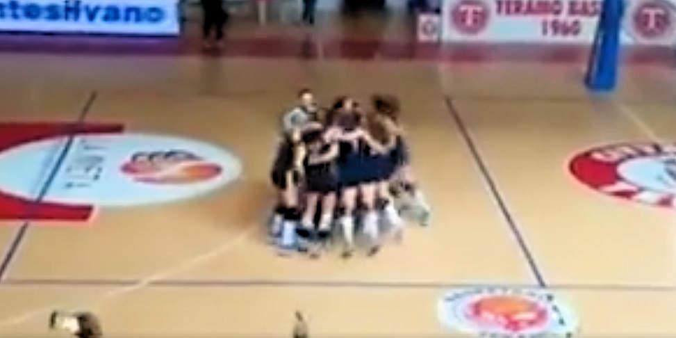 Trionfo al femminile: il Volley Club Marsica Avezzano si aggiudica la serie D
